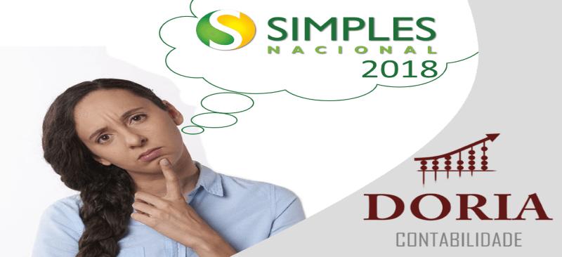 Como as Mudanças no Simples Nacional 2018 Afetarão a sua Empresa!