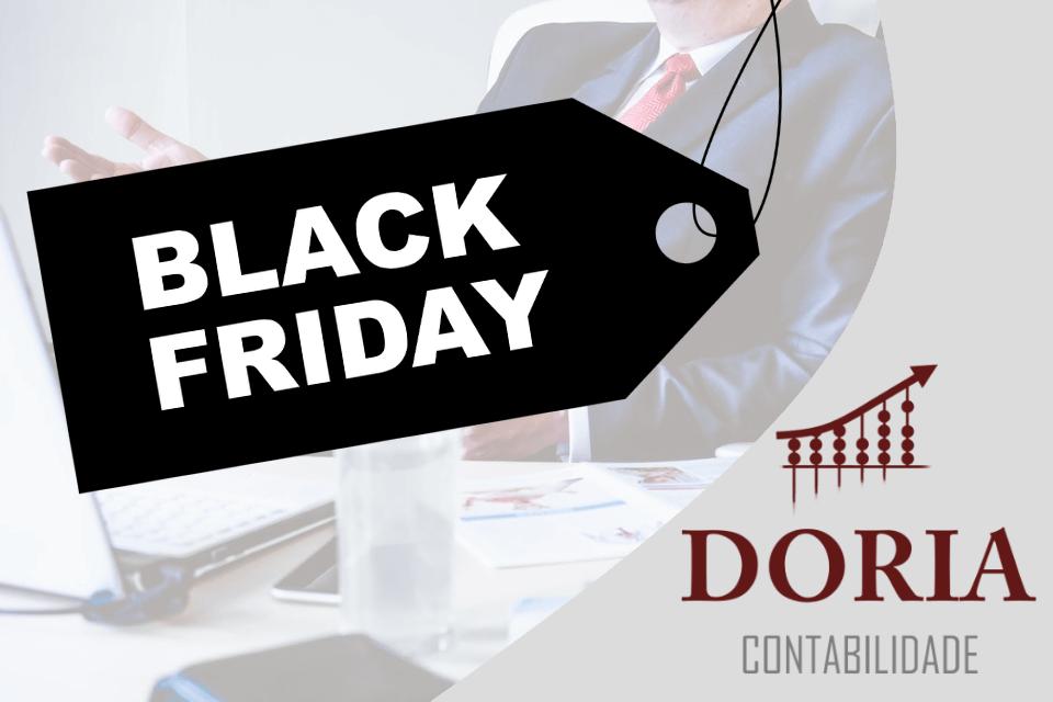 Dicas Black Friday: Como Aproveitar o Conhecimento do Seu Contador!