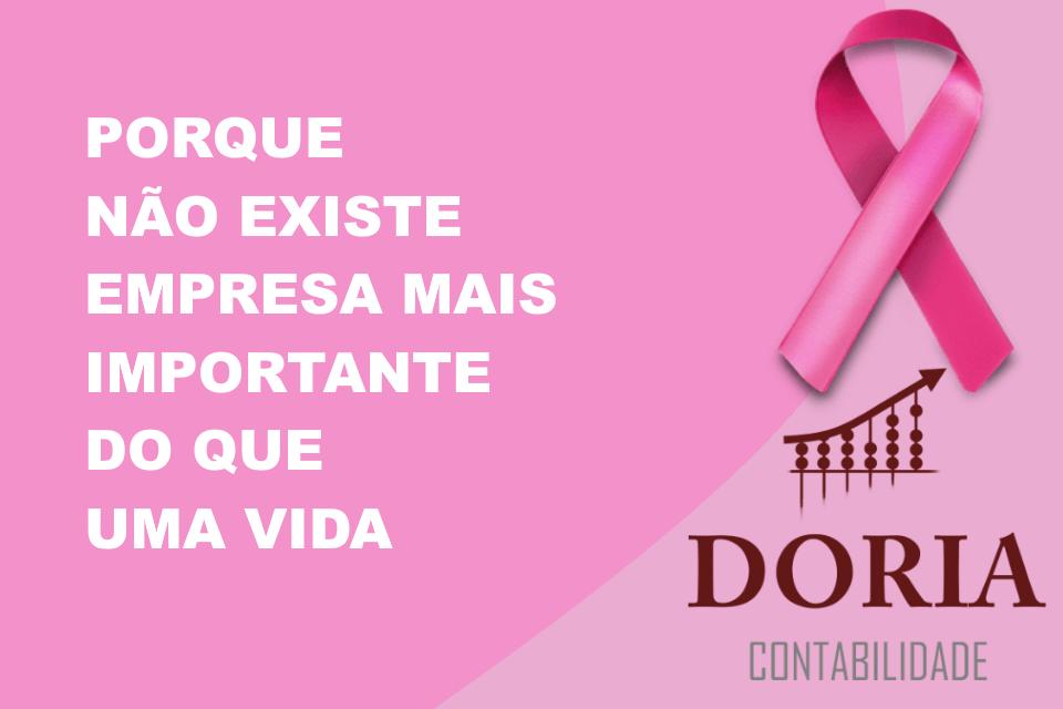 Outubro Rosa: Um alerta para as mulheres e para a sociedade!