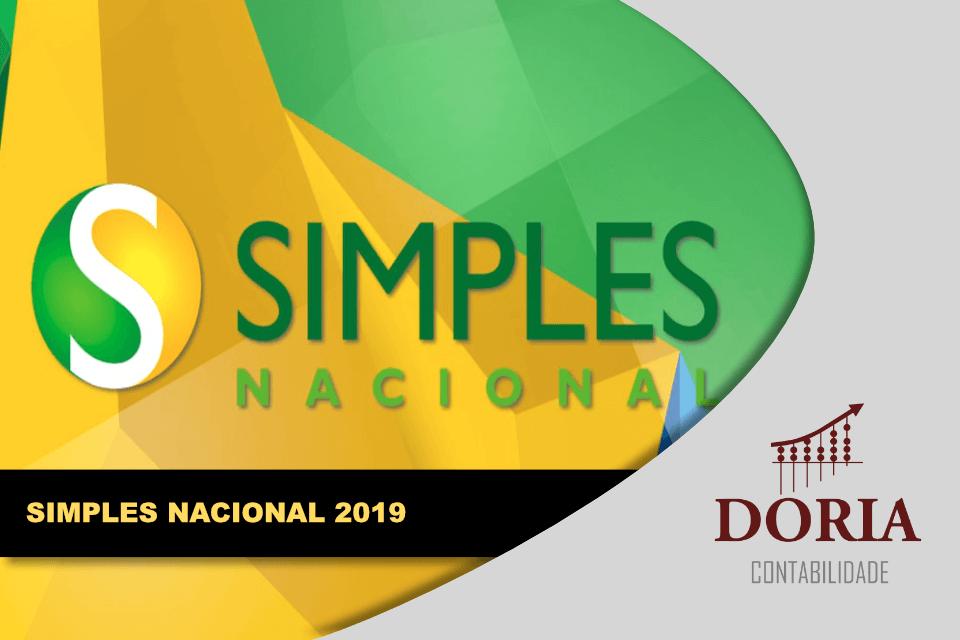 Simples Nacional 2019? Conheça as principais mudanças!