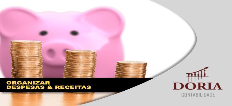 Saiba como organizar Despesas e Receitas da sua Empresa facilmente!