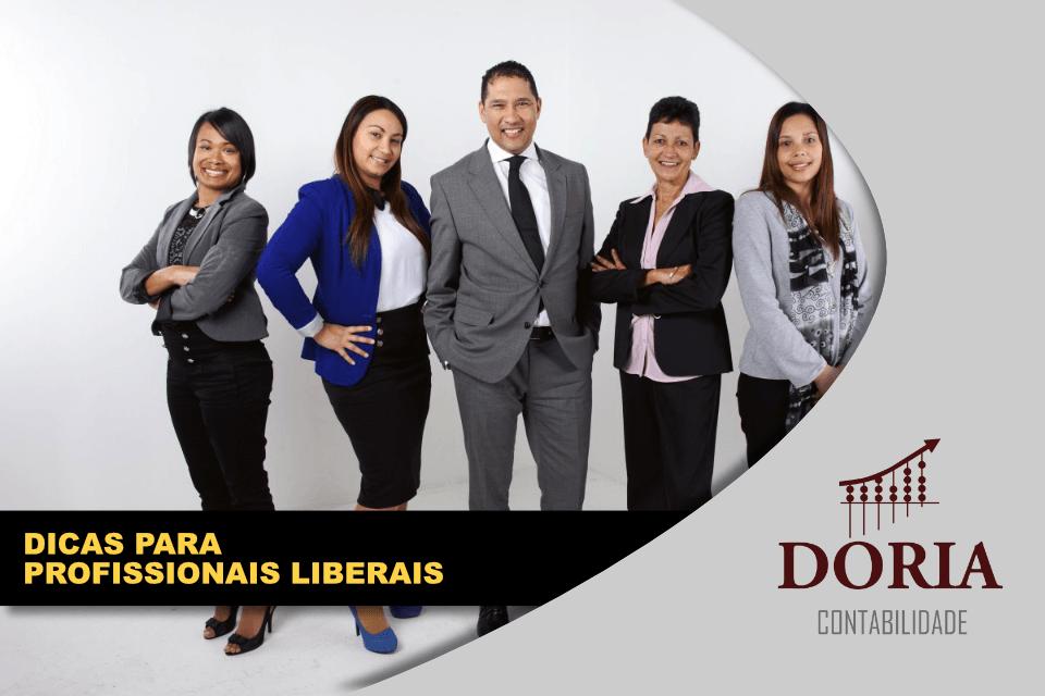Profissionais Liberais: as Dicas para o seu Sucesso estão Bem Aqui!