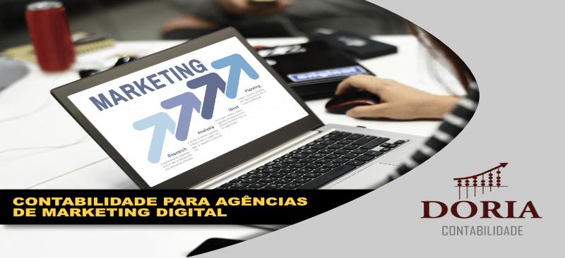Contabilidade para Agência de Marketing Digital: veja o potencial dessa parceria!