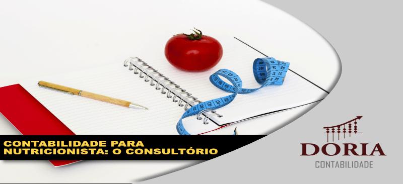 Contabilidade para Nutricionista: dicas práticas para a abertura do seu consultório